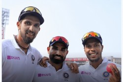 Ind Vs Ban Day Night Test India Whitewash The Bangladesh Indian Pacers Creates History