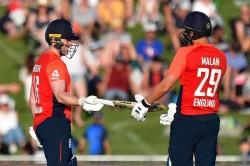 Eoin Morgan Dawid Malan Batting Explosion England Break 4 Massive T 20 I Records In Napier