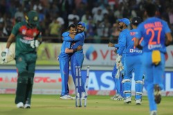 India Reaches On Top In Most Number Of Successful Run Chase In T 20 Broke Australia Record