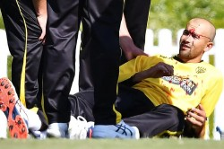During Marsh Cup Match Ashton Agar Suffers Gruesome Injury