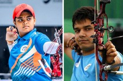 Asian Archery Champions 2019 Abhishek Verma Jyothi Surekha Pair Won Gold Medal For India