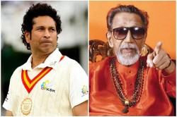 When Bal Thackeray Angry On Sachin Says 105 Marathi People Have Lost Their Lives To Get Mumbai