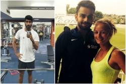 English Female Cricketer Danielle Wyatt Mocked Jasprit Bumrah S Gym Selfie