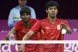 China Badminton Open Tournament Satwik Sairaj Chirag Shetty Advances To Semifinals