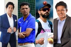 Virat Kohli Sachin Tendulkar Anil Kumble 6 Players Who Were Superstitious On Ground