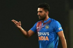 rd Odi India Vs West Indies Deepak Chahar Ruled Out Due To Injury Navdeep Saini Replaces
