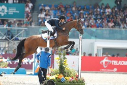 Fouaad Mirza Ends 20 Year Wait Equestrian Olympic Quota Seals Historic Olympic Berth