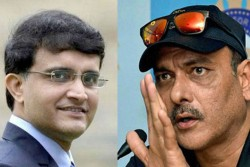 Ravi Shastri Reveals His Relationship With Sourav Ganguly Says Get Lost Who Dont Understand