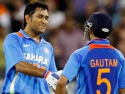 Gautam Gambhir Slams Ms Dhoni Blames For Missing Century During World Cup 2011 Finals