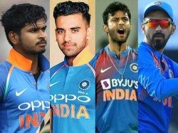 India Vs West Indies Team Selection Shreyas Iyer Kl Rahul Deepak Chahar Shivam Dube