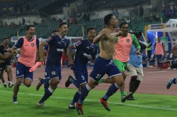 Isl 2019 Chennaiyin Fc Register First Win By Defeating Hyderabad In Thrilling Match