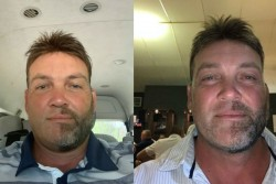 Jacques Kallis Viral Photo Save The Rhino Challenge Why Kallis Shaves Off Half Beard And Moustache