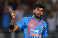 India Vs Bangladesh 1st T20i Cricket Fans Trolled Khaleel Ahmed After Expensive Bowling Spell