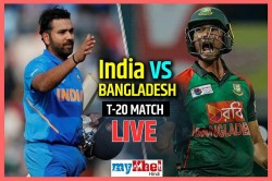 nd T20i India Vs Bangladesh Live Cricket Score Commentary Match Updates And Highlights
