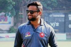 Sayed Mushtaq Ali Tournament 2019 Uttarakhand Spinner Mayank Mishra Hattrick Over Goa