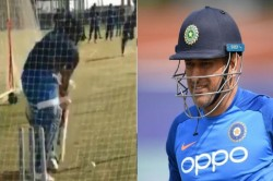 After The World Cup Dhoni Gave Away Signs Of Withdrawal Video Surfaced