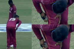 Big Action On Nicholas Pooran For Tampering With The Ball Icc Decides