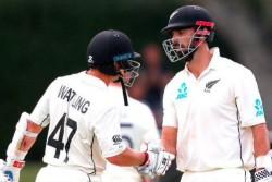 New Zealand Vs England 2nd Test Tom Latham Daryl Mitchell Ben Stokes Joe Root At Seddon Park