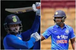 Indvsban T 20 Rohit Sharma Says Pant Will Be First Choice Wicket Keeper Sanju Samson As Batsman