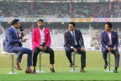 India Vs Bangladesh Sachin Tendulkar Reveals Hilarious Incident First Meeting With Harbhajan
