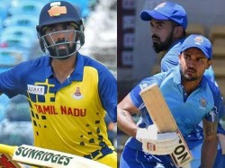 Syed Mushtaq Ali T20 2019 Final Match Preview Tamilnadu Vs Karnataka Statistical Records