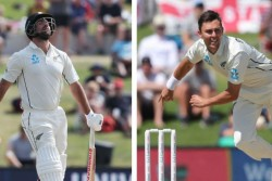 Double Blow For New Zealand Trent Boult And Colin De Grandhomme Ruled Out Squad For 2nd Test