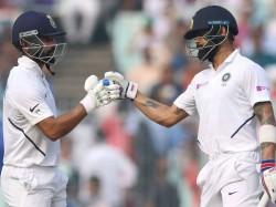 Pink Ball Test India Vs Bangladesh Virat Kohli Ajinkya Rahane Surpasses Record Of Tendulkar Ganguly