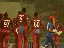 Afghanistan Vs West Indies 1st T20i Match Windies Ends Longest Loosing Streak With 30 Runs Win