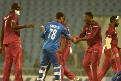 Afghanistan Vs West Indies 2nd Odi Jason Holder Nicholas Pooran Kieron Pollard Wears Mask In Lucknow