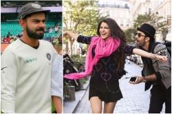 Virat Kohli Revealed Ae Dil Hai Mushkil Is His Favorite Anushska Shamra Movie