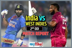 Ind Vs Wi Live Score 2nd Odi Match Update Live Commentary