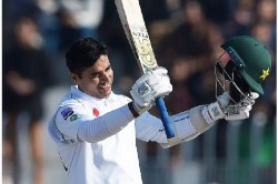Pak Vs Sl After Making History In 1st Test Abid Ali Scores Ton In 2nd Match Too