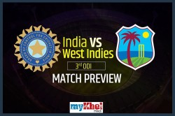 Ind Vs Wi 3rd Odi Preview Both Teams Have To Make Hard Effort To Win The Series