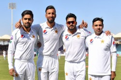 Pak Vs Sl Abid Ali Shan Masood Azhar Ali Babar Azam Create New Record In Test History
