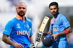 How Much Has Challenge Increased For Shikhar Dhawan After Kl Rahul Form Know His Answer
