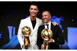 Cristiano Ronaldo Won Best Men S Player Award Lucy Bronze Tops In Women