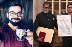 Virat Kohli Says Amitabh Bachchan Is Inspiring Generations On Dadasaheb Phalke Award