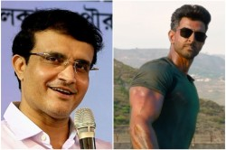 Sourav Ganguly Named Hrithik Roshan To Play Main Role If His Biopic Make In Future