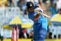 Ind Vs Wi 1st Odi Fans On Twitter Surprised By Virat Kohli Early Dismissal