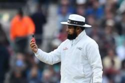 st Test Australia Vs New Zealand Aleem Dar Breaks Record Of Steve Bucknor Of Most Tests As Umpire