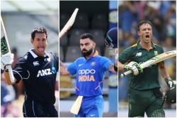 Batting Order Of The Best Odi Xi Of Decade Which Includes Three Indian Batsman