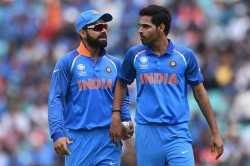 Bhuvneshwar Kumar On His Injury And Comeback Says Dont Know How Much Time It Will Take