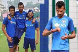 This Female Cricketer Mocked Yuzvendra Chahal Said I Think You Are Smaller Than Me