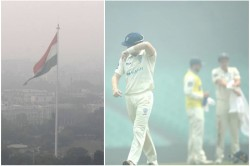 Steve O Keefe Compares Air Quality Of India With The Sheffield Shield Match In Australia