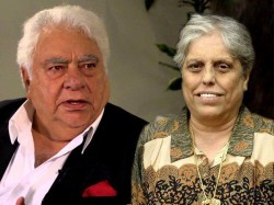 Dilip Sardesai Lecture Diana Edulji Vs Farokh Engineer After Virat Kohli Diana Takes Dig On Engineer