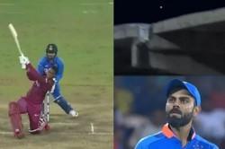 See How Shimron Hetmyer Hit Six On Ravindra Jadeja Ball