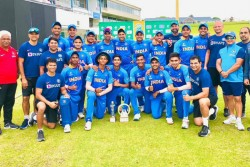 South Africa U19 Vs India U19 South Africa U19 Won By 5 Wkts India U19 Clinch Series By 2