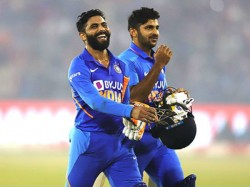 rd Odi India Vs West Indies Ravindra Jadeja Self Promise After Virat Kohli Dismissal