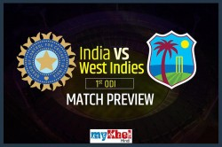 st Odi India Vs West Indies Match Preview Pitch Report Probable Xi Virat Kohli Mayank Agarwal