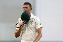 st Test Australia Vs New Zealand Josh Hazelwood Ruled Out From Pink Ball Test Due Hamstring Injury